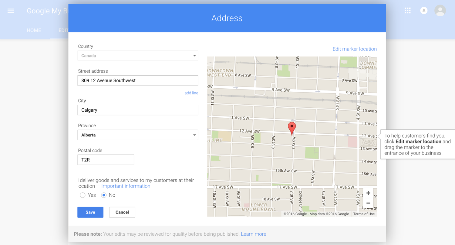 how to fix google maps
