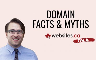 Discover Domain Name Facts & Myths – Websitesca Talk Ep.11
