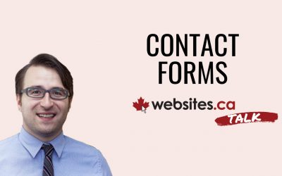 Contact Forms & Other Options – Websitesca Talk Ep. 12